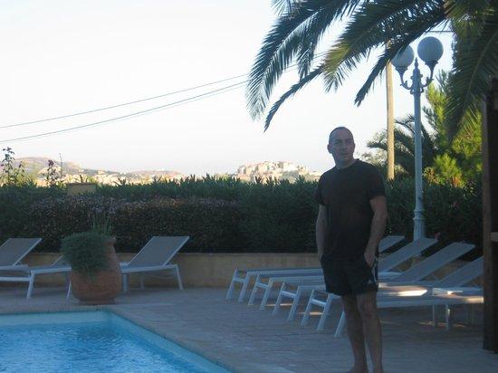 Cesario : Deux piscines à dispo, adultes et coin enfants très bien