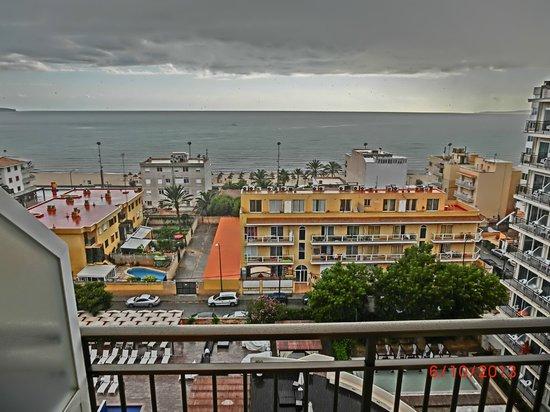 Hotel Java: Blick auf das Meer