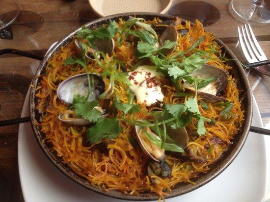 Saffron Mediterranean Kitchen: Paella?