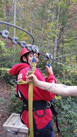 ACE Adventure Resort: Zip Line Canopy Tour