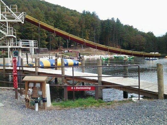 "ACE Adventure Resort : Camp ""Crystal Lake"" lol"