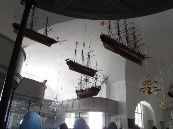 Aero, เดนมาร์ก: Marstal Kirche