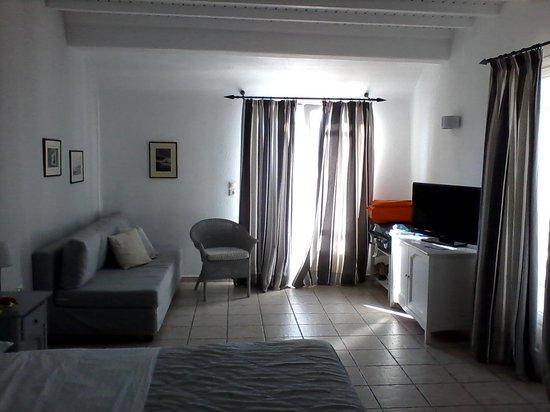 Deliades Hotel: Camera 203