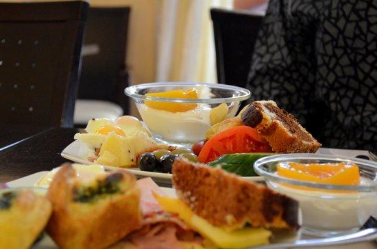 Acropolis Museum Boutique Hotel: breakfast