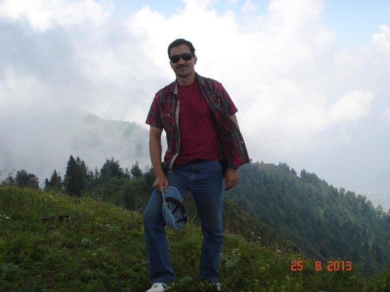 Khyber Pakhtunkhwa Province, Pakistan: on miran jani top