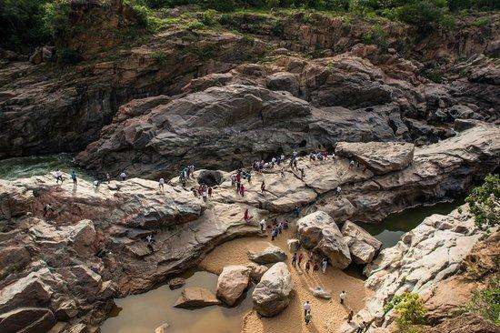 Kanakapura, Indien: Mekedaatu