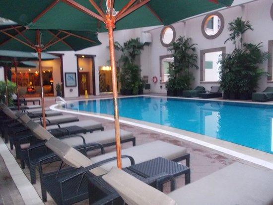 Swimming Pool Picture Of Sheraton Saigon Hotel Towers Ho Chi Minh City Tripadvisor