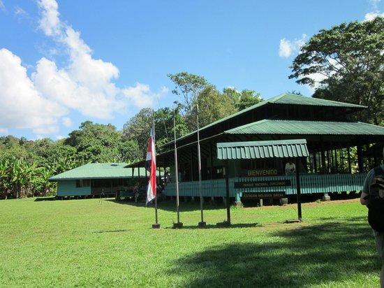 Corcovado National Park: Centro Biologico