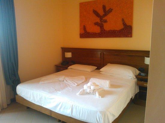Tropis Hotel : la camera