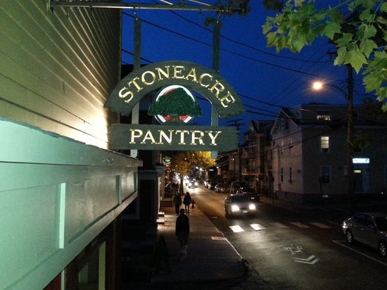 Stoneacre pantry picture of stoneacre brasserie newport for Stone acre