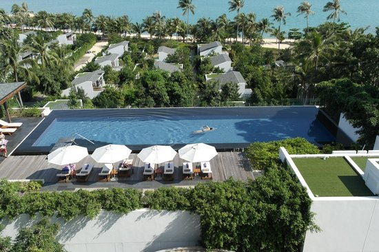 W Koh Samui: View from the room