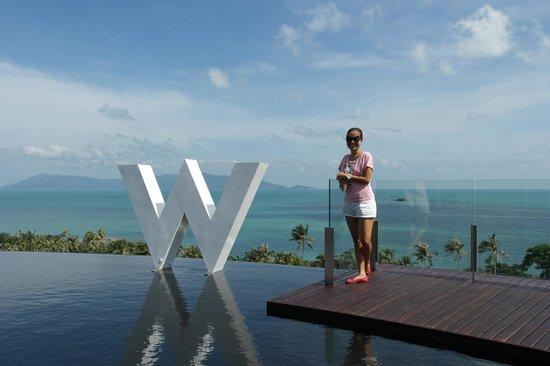 W Koh Samui: The famous W