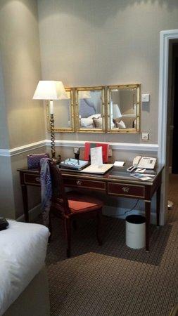 Hotel d'Angleterre: Номер