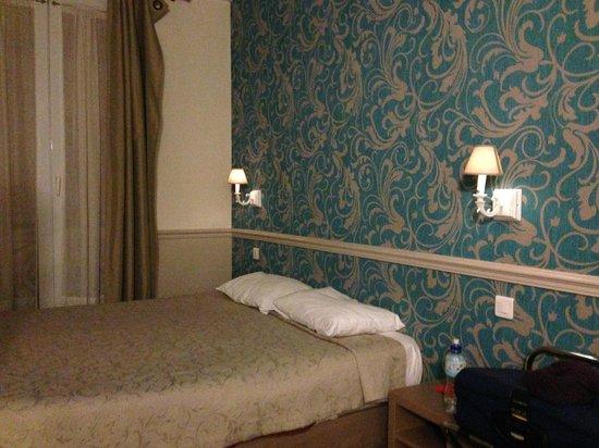 Hotel de la Cité Rougemont : camera 34