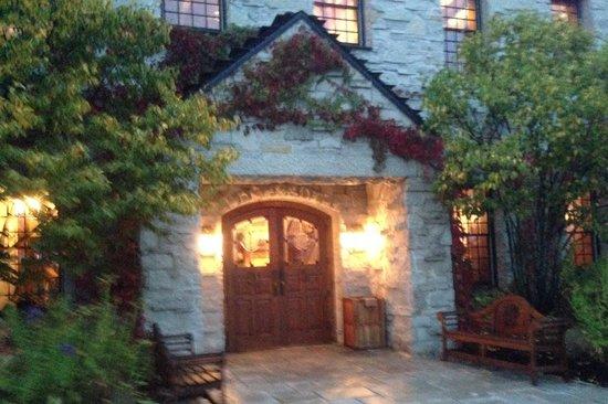 Whistling Straits Restaurant: Entrance