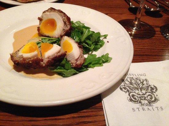 Whistling Straits Restaurant: Scott Eggs