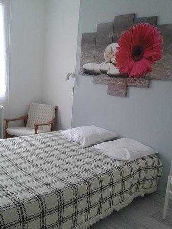 Hotel de Bourgogne : chambre