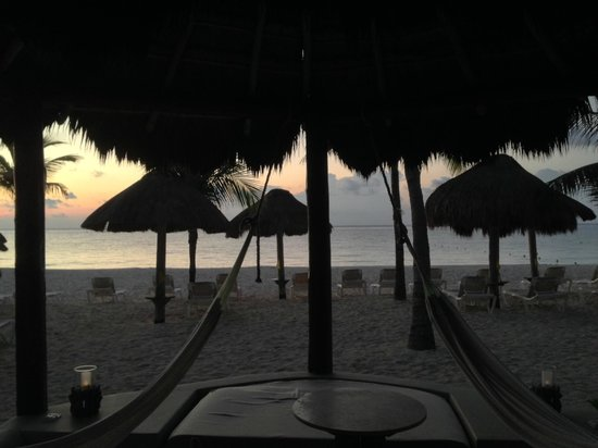 Mahekal Beach Resort: View from the room 1