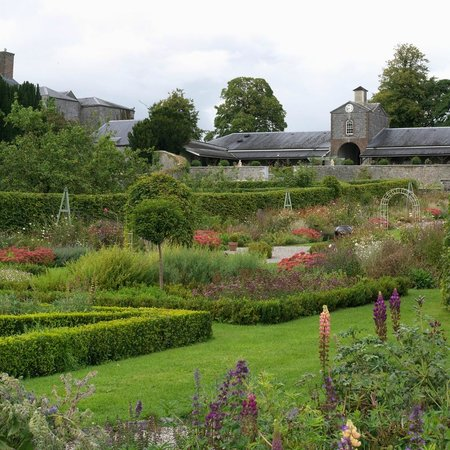 Castle Durrow: Our wonderful Walled Garden