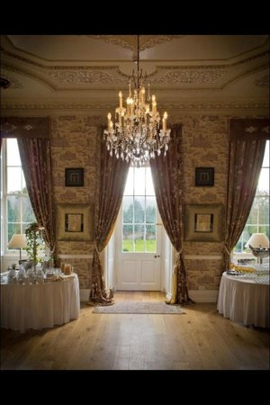 Castle Durrow: One of Our Dining Rooms