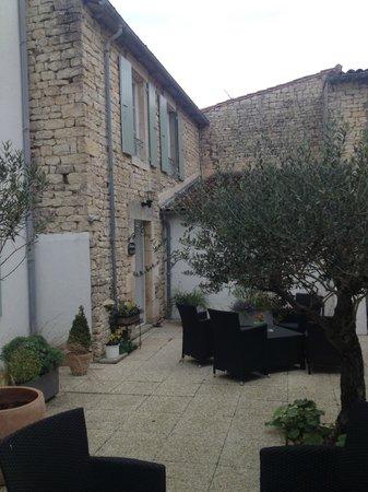 Hotel Le Peu Breton : 3