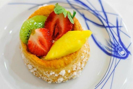 Hotel Balneario Termes Victoria: comida