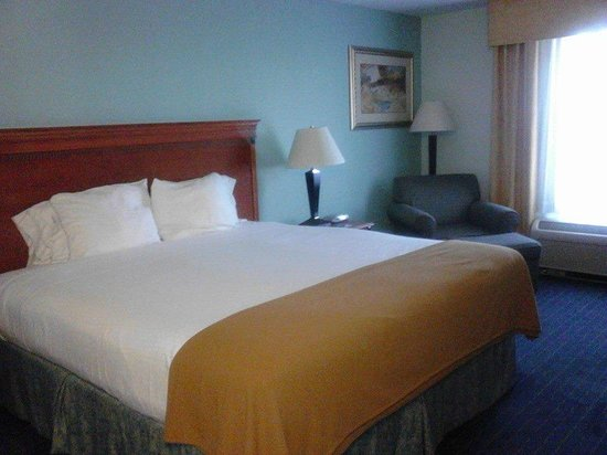 Holiday Inn Express Hotel & Suites : room