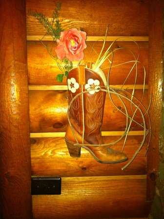 Laughing Horse Lodge : decoration