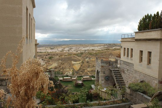 Taskonaklar: View of Pigeon Valley
