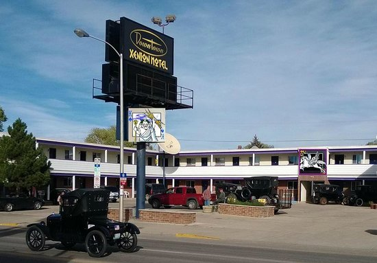Downtown Xenion Motel : Welcome to the Future of the Hospitality!!! Guest First.