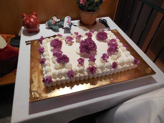 Pasticceria Castelnuovo : Torta di matrimonio