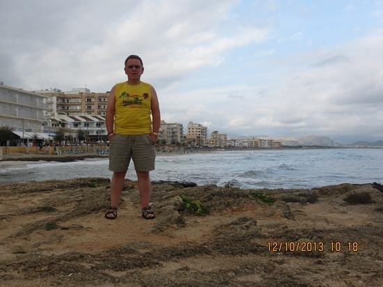 Hotel JS Miramar: Can Picafort Mallorca