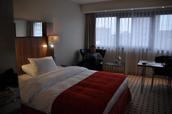 Radisson Blu Scandinavia Hotel, Dusseldorf: スイート