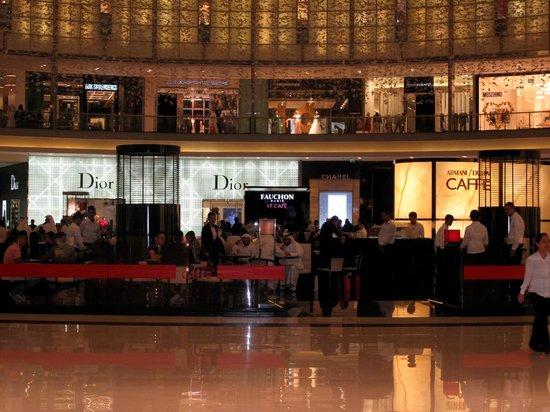 Armani Caffe : Armani Cafe, Dubai