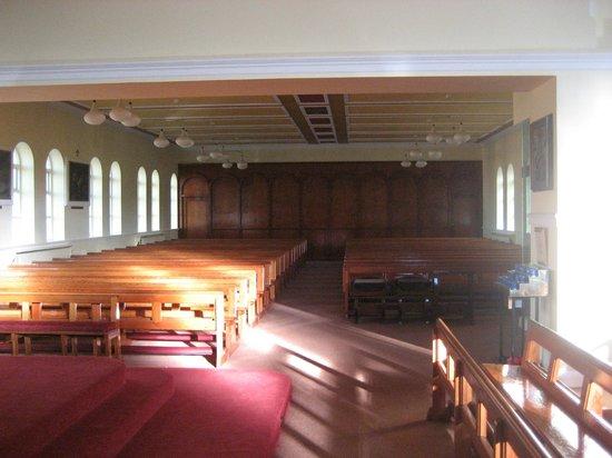 St Mary's Church, Buncrana: Inside annex