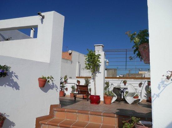Hotel Un Patio al Sur : terrazza