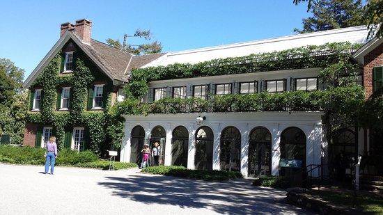 Longwood Gardens : Dupont House