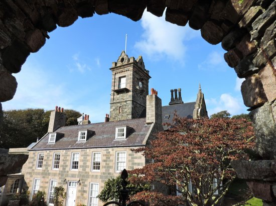 Stocks Hotel: Explore the historical sights of the island