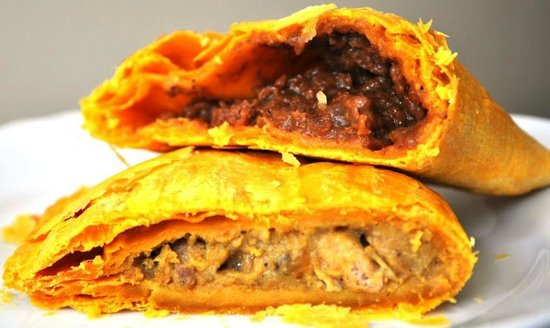 Fish & Tings Takeout : Patties
