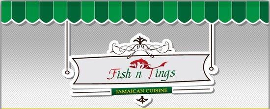 Fish & Tings Takeout : Logo