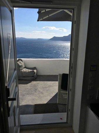 Art Maisons Luxury Santorini Hotels Aspaki & Oia Castle: View