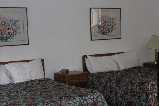 JC Suites: beds