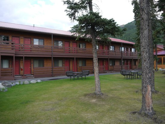 Denali Princess Wilderness Lodge: ホテル