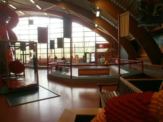 Center Parcs Erperheide: balluba