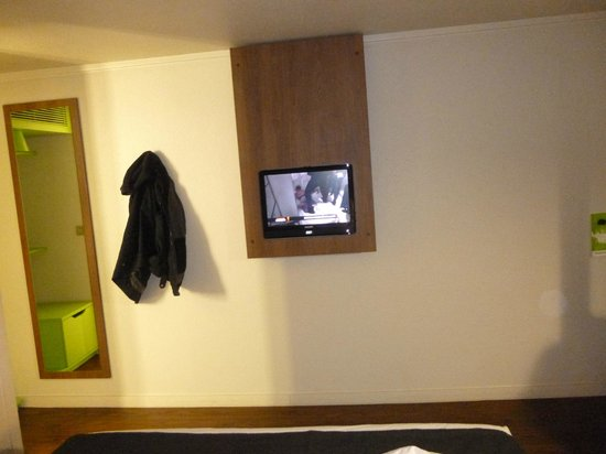 Campanile Lille Nord - Wasquehal : tv