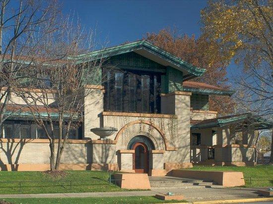 Dana-Thomas House: DTH Springfield Il