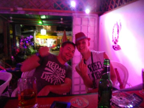 Karma Bar: Couple of locals getting what they deserve x