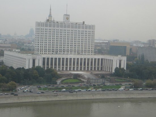 Remarkable View From Our Window Russian White House Picture Of Download Free Architecture Designs Scobabritishbridgeorg