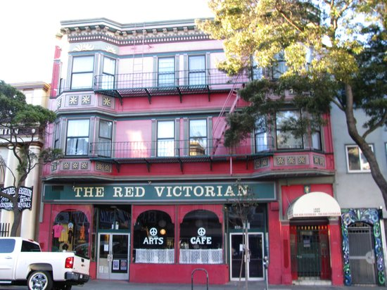 Red Victorian LLC: Red Victorian Inn