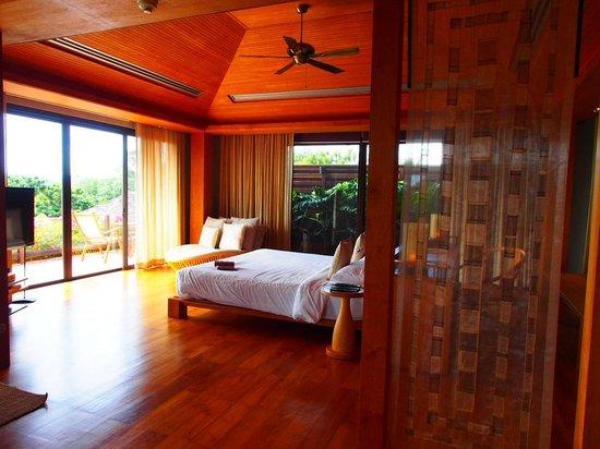Sri Panwa Phuket Luxury Pool Villa Hotel: Master suite!